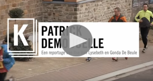 Demoucelle Koppen Run for Parkinson Moving testimonial