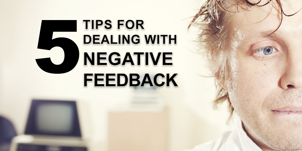 tips to react when with a negative person