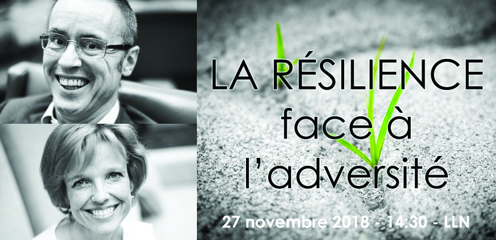 Resilience face adversité