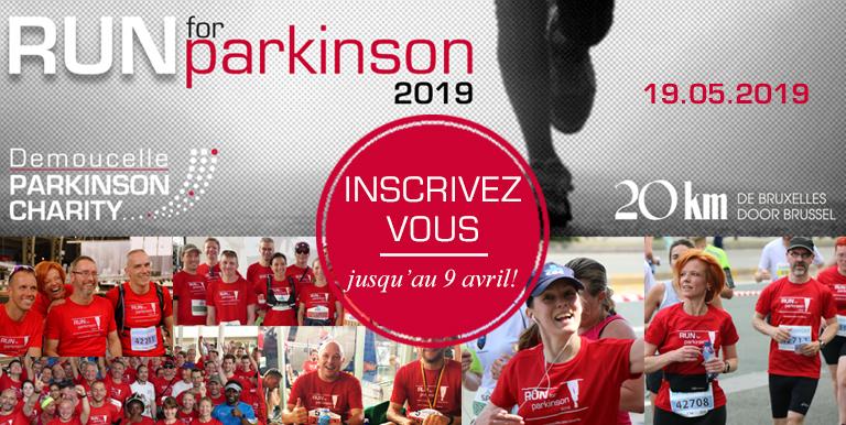 Run for Parkinson 2019
