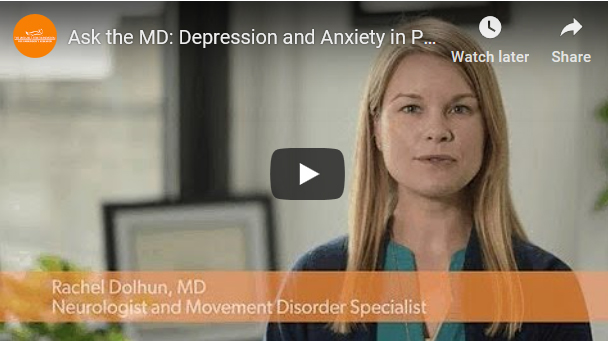 Despression & anxiety